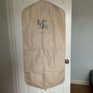 Burberry Prorsum garment bag